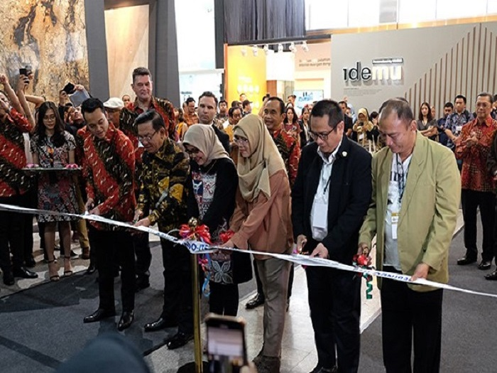 SIAMP DEBUTED AT INDOBUILDTECH EXHIBITION 2019